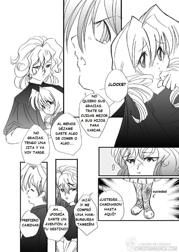 """Game Plan!"": La madre y hermana de Locke"